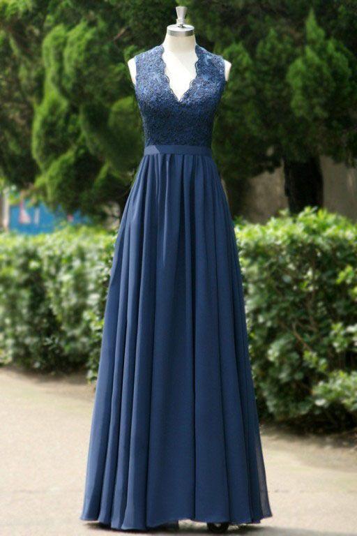 f8a6f81b8af Chiffon and Lace Bridesmaid Dress 0244 · Onlyforbrides · Online ...