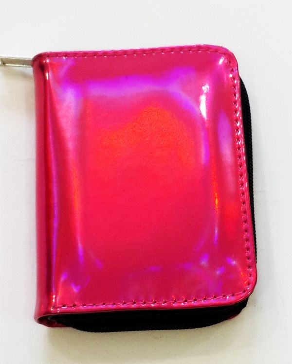 Pink Hologram Purse - Wallet (52426957) photo