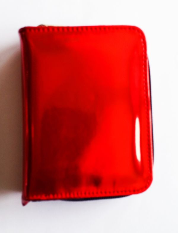 Red Hologram Purse - Wallet (52427101) photo