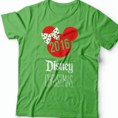 Disney Christmas Shirts.Disney Christmas 2016 Family Shirts Disney Vacation Men Or Women Tshirts From Poofy Cheeks The Shop