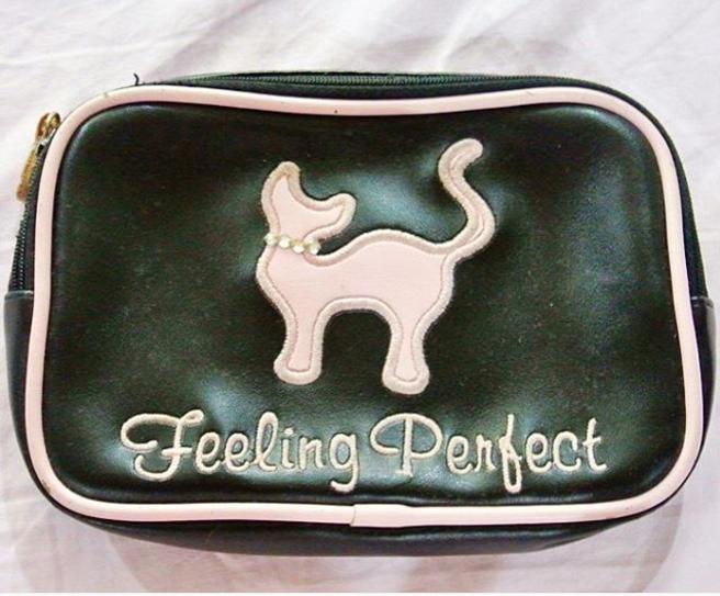 """Feeling Perfect"" Mini Purse (19418340 MILK CLUB) photo"