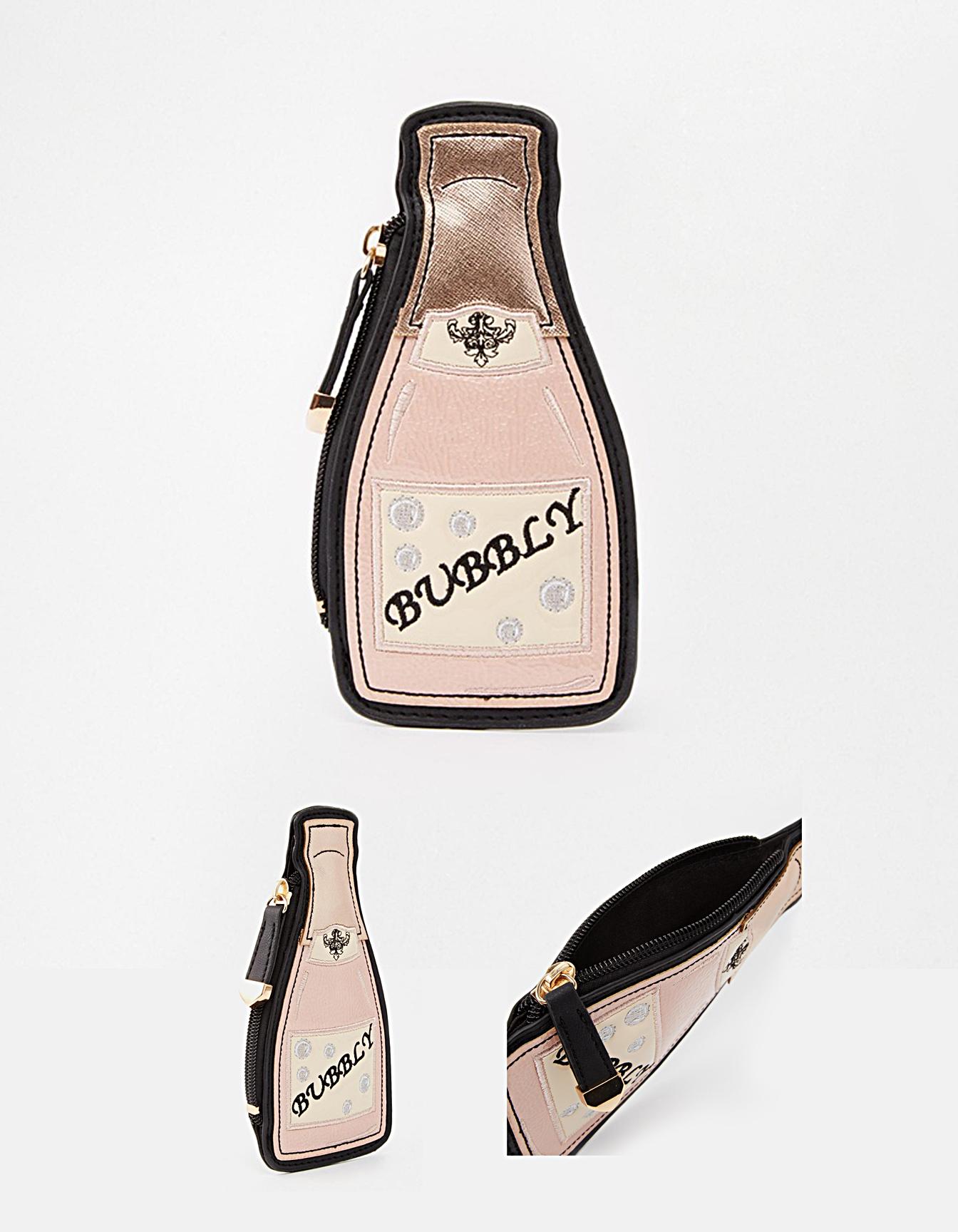 a06f49268d OOO – Champagne handbag   Coin PU Cool Handbag   Chocolate Money    Christmas Gift