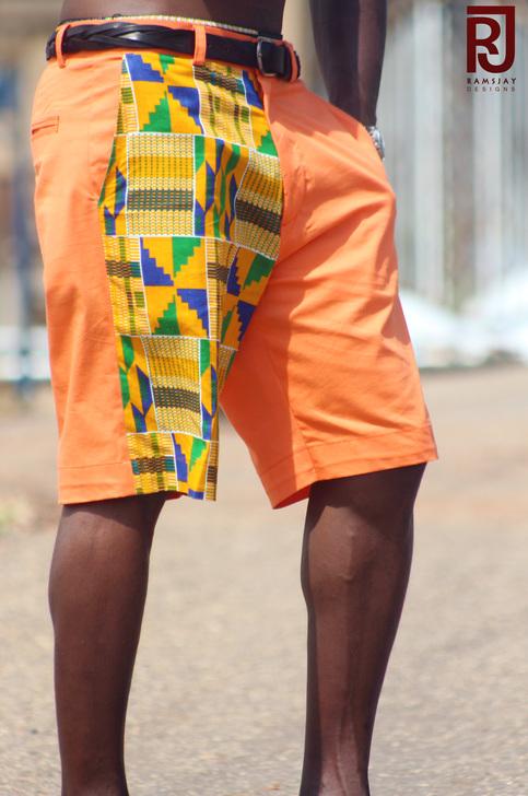 Kente Men S Shorts Men S Summer Shorts Men S Casual Wear African Clothing Pants 183 Ramsjay