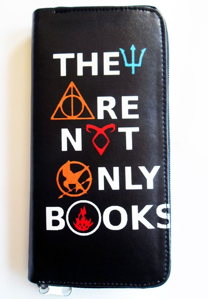 They Are Not Only Books Clutch - Purse (54083344) photo