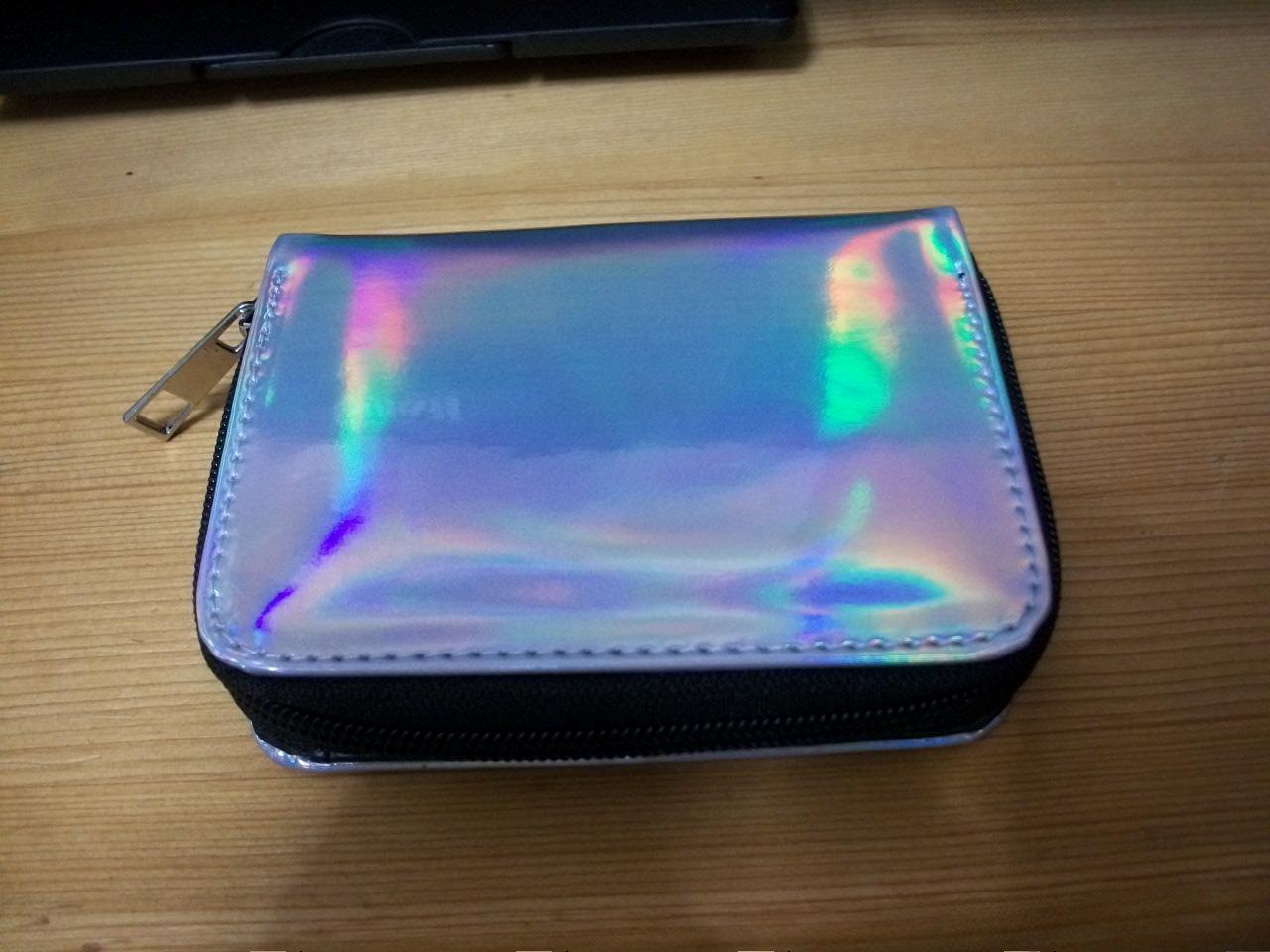 Hologram Purse - Wallet (48498233) photo