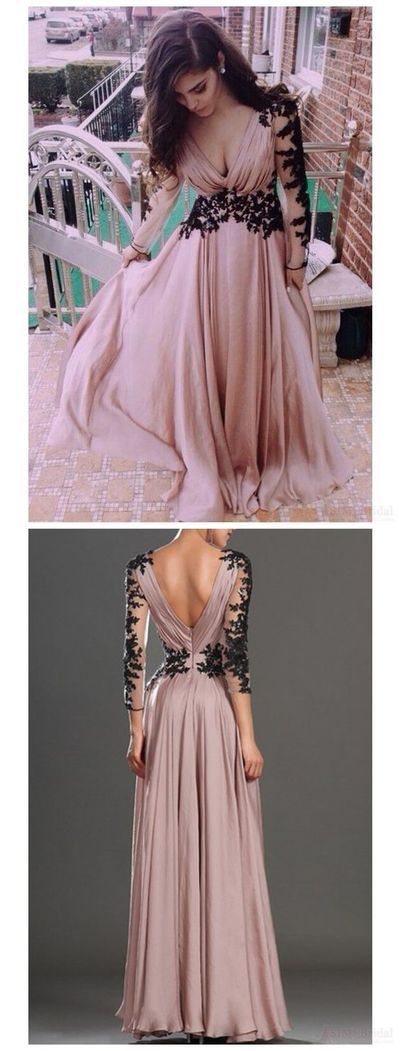 A433 Blush Pink Prom Dresses,Vintage Prom Gown,Women Boho Long ...