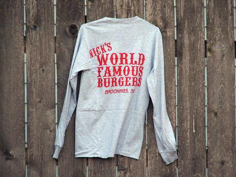 Storenvy coupon: Long-sleeve t-shirt