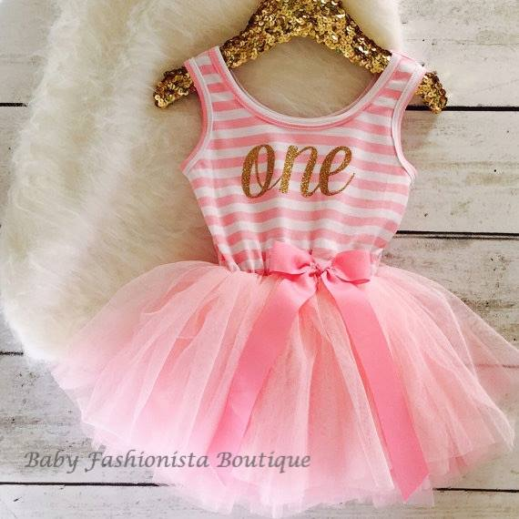 988966997 First Birthday Tutu Dress on Storenvy