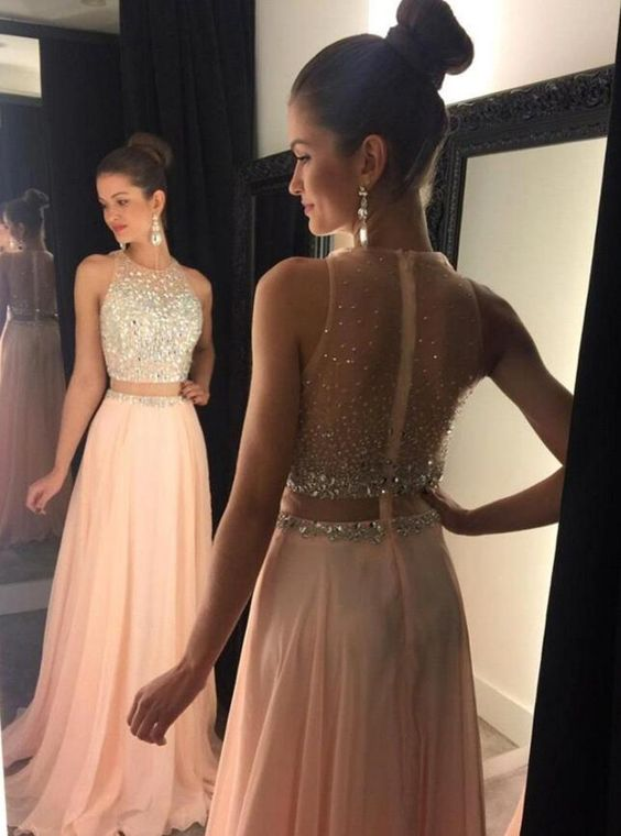 7aedc648dcb Gergeous Beaded Prom Dress
