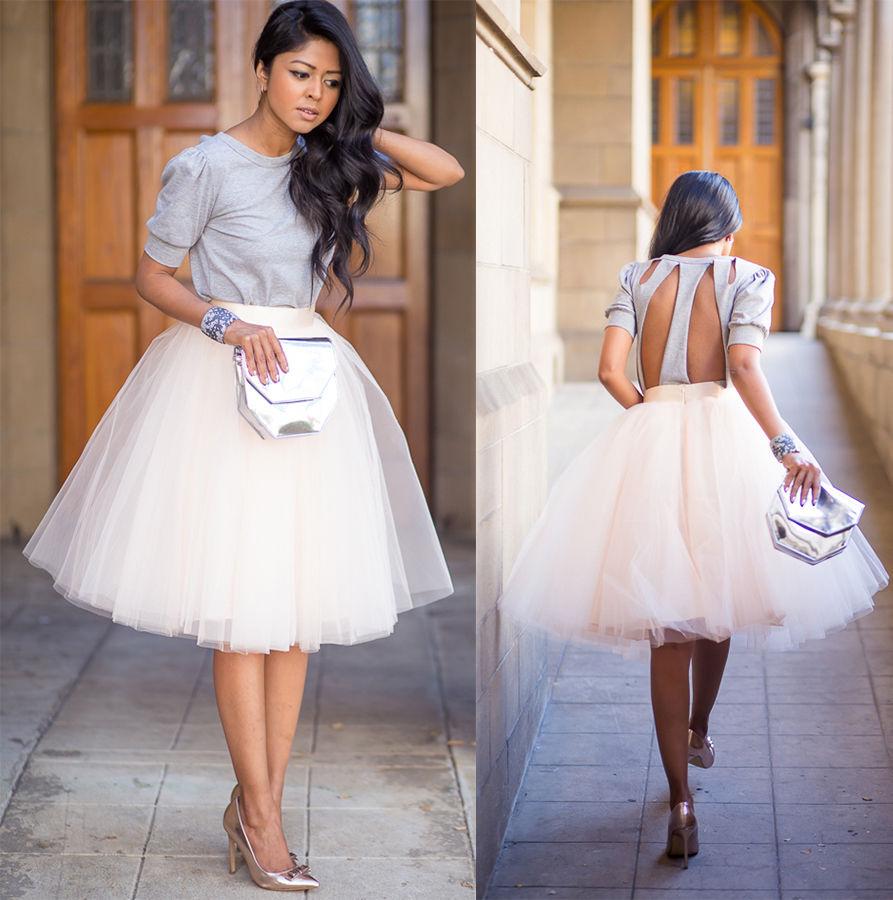aca47973d9 Trendy Knee Length Tutu Skirt on Storenvy