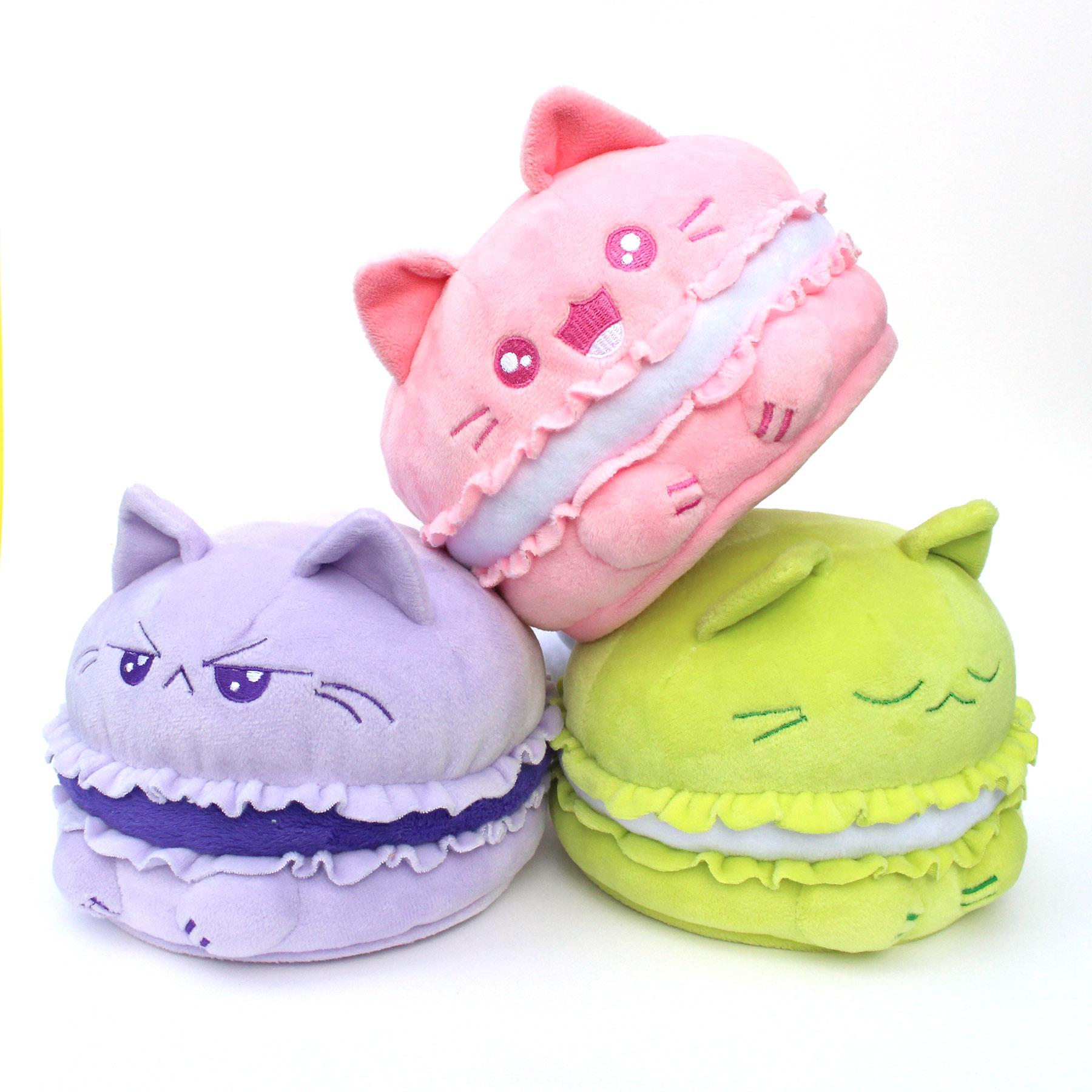 Purrista Pawfee Cute Mewcaron Kitty Cat Plush On Storenvy