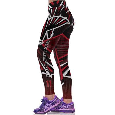 360e1ab0e3043 New Atlanta Falcons NFL Women Leggings Fitness Sports Gym · SportsMegas ·  Online Store Powered by Storenvy