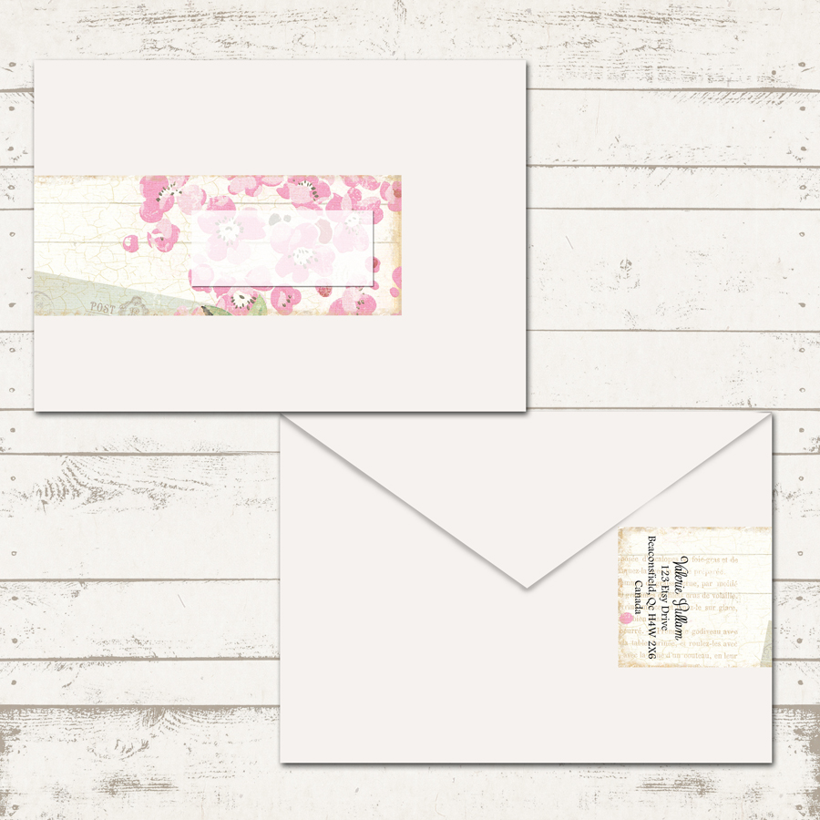 Etsy Invitations Flat Bridal Shower Invitation Addresslabelb Original