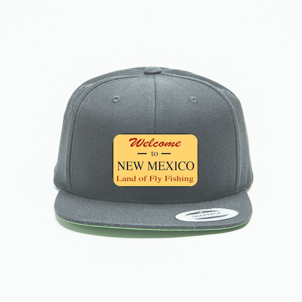 ca7d723b2dd16 Land of Fly Fishing Snapback · DryFlyApparelCo · Online Store ...