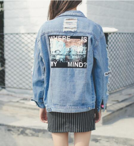 de16b095232ab WHERE IS MY MIND Ripped Jacket on Storenvy