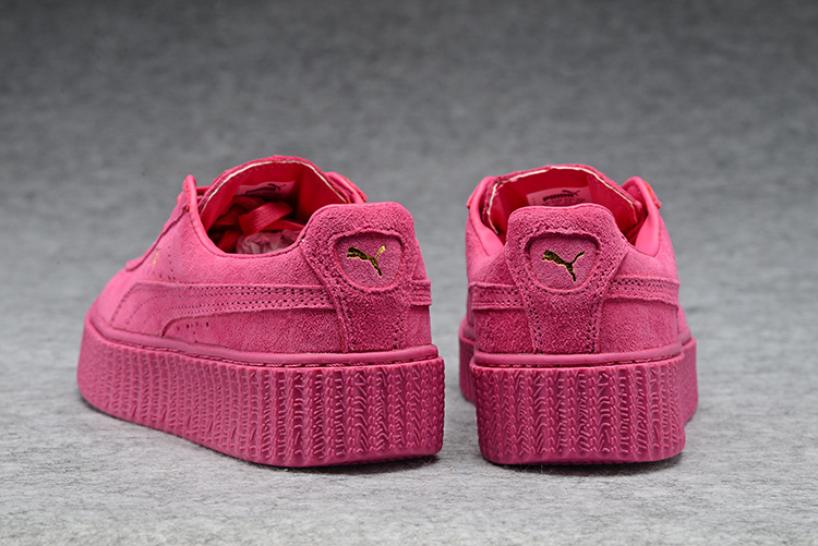 info for a9105 1939c Fashion Shoes by fenty Women's Casual sneaker pink from BELLDRESS