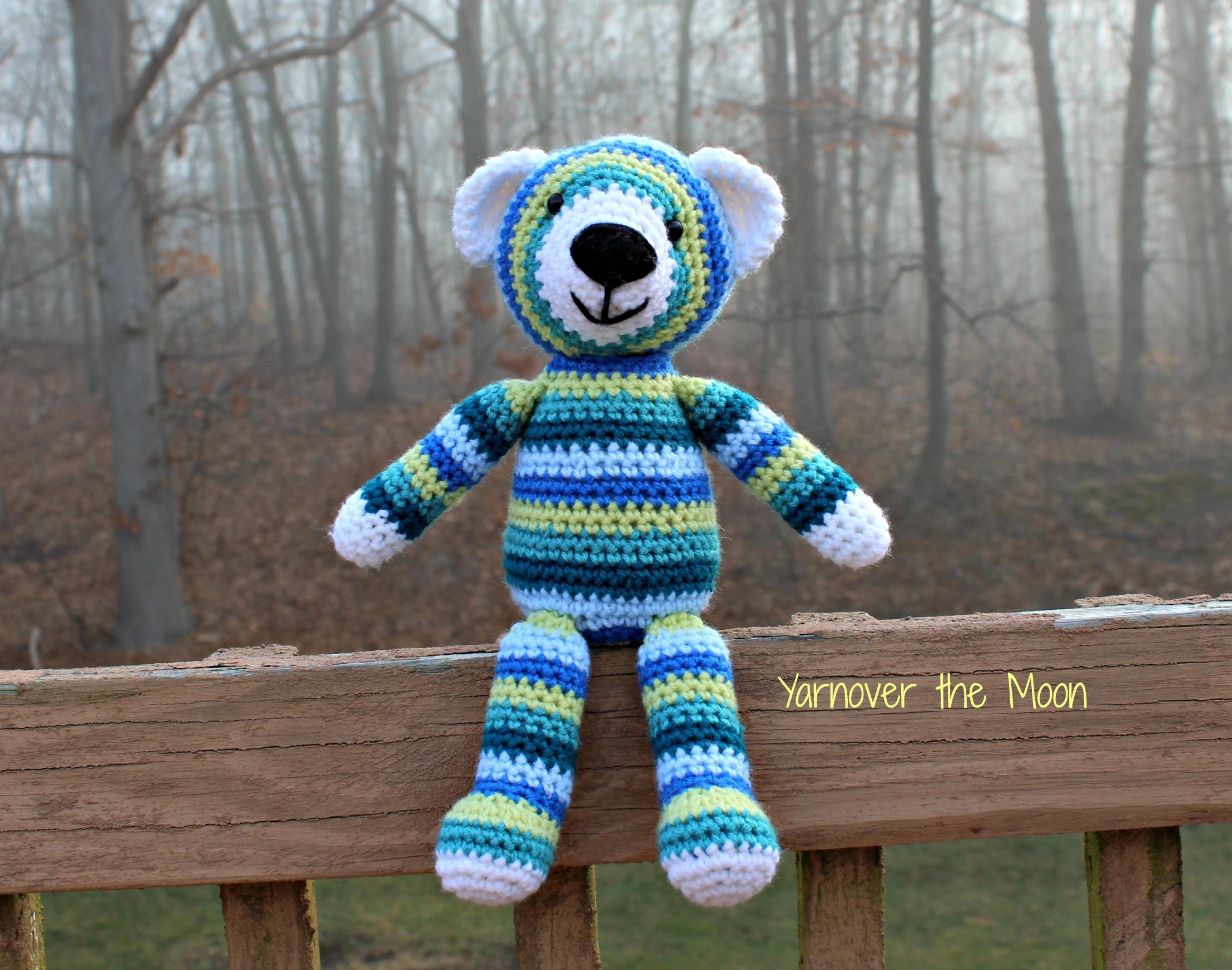 Teddy bear Amigurumi Stuffed Animals & Cuddly Toys Doll, teddy ...   1745x2216