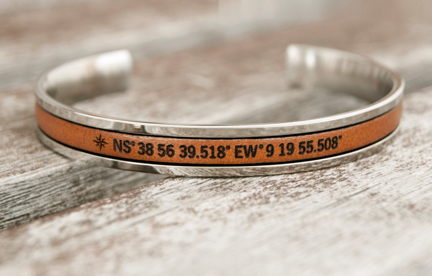 cuff bracelet your niciart longitude latitude bronze own gold solid products with coordinates