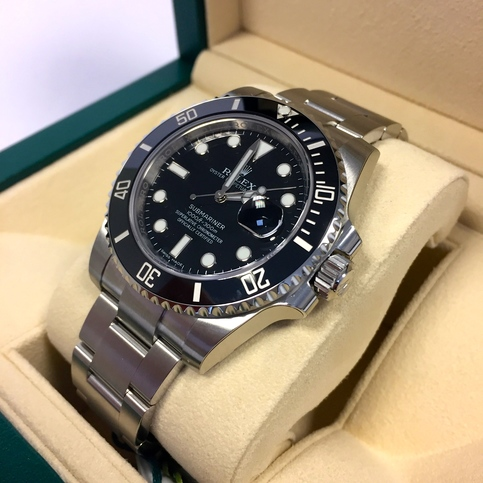 Rolex Submariner Date 116610ln On Storenvy