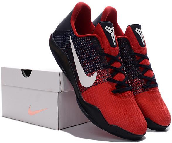 ba293dfc3fe7 Nike Kobe 11 University Red Dark Blue-White Sale Online on Storenvy