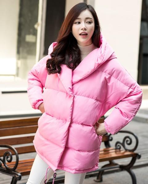 Down Coat Winter Jacket Women Thick Cotton Hooded Parka Winter Coat Women Snowwear Womens Down Jackets Zz3602