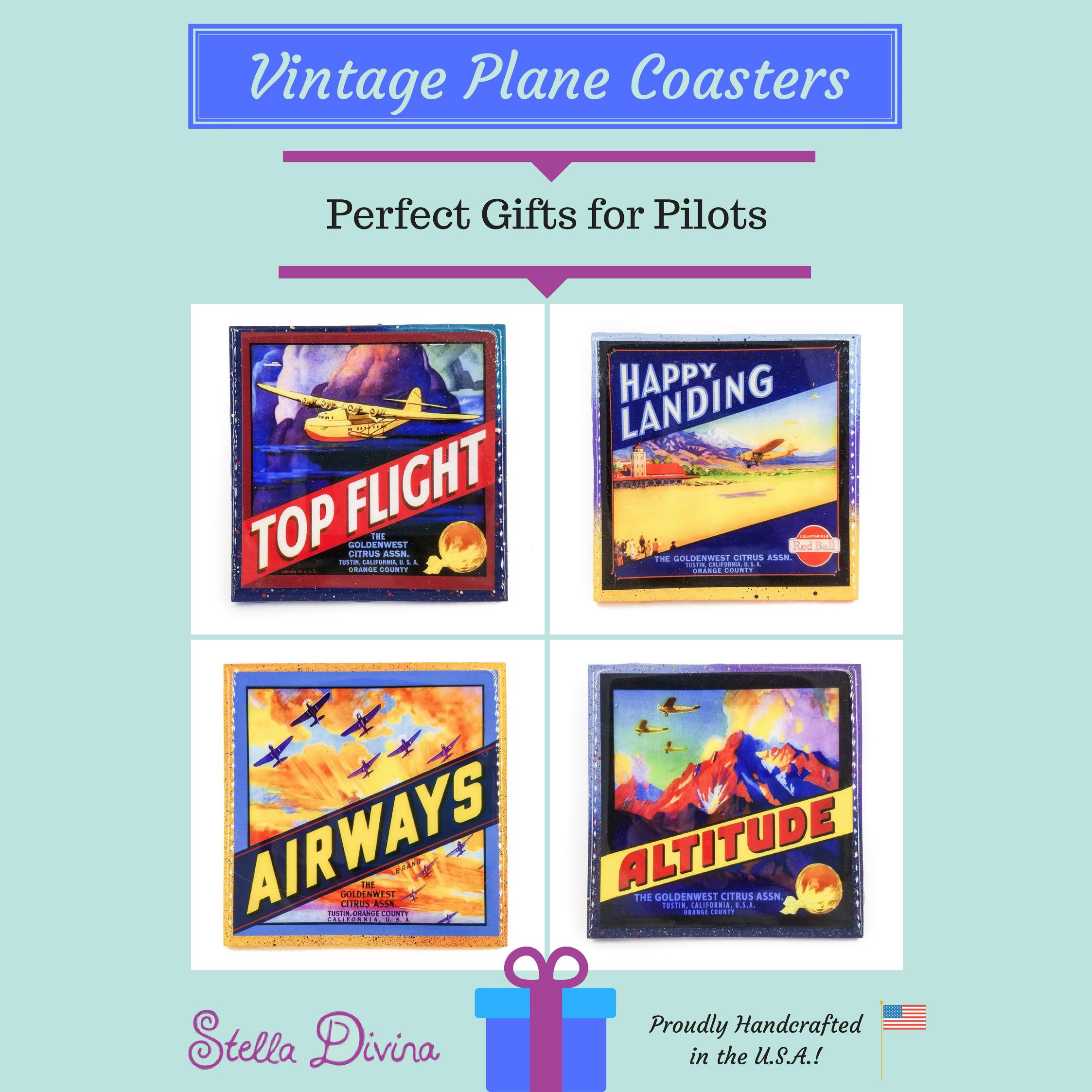 Aviation Aficionado Gift Set