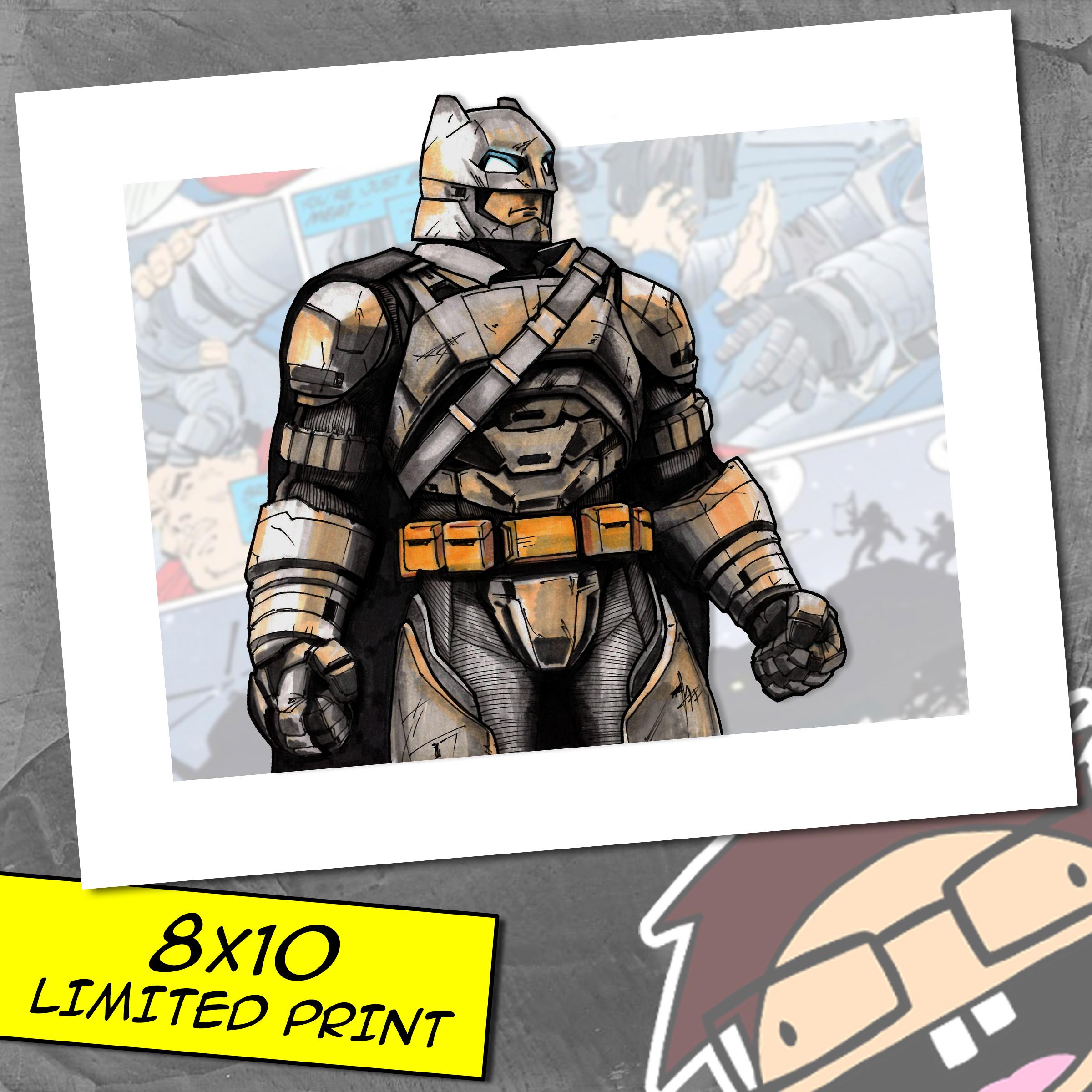 Armored 20batman 20storenvy Original