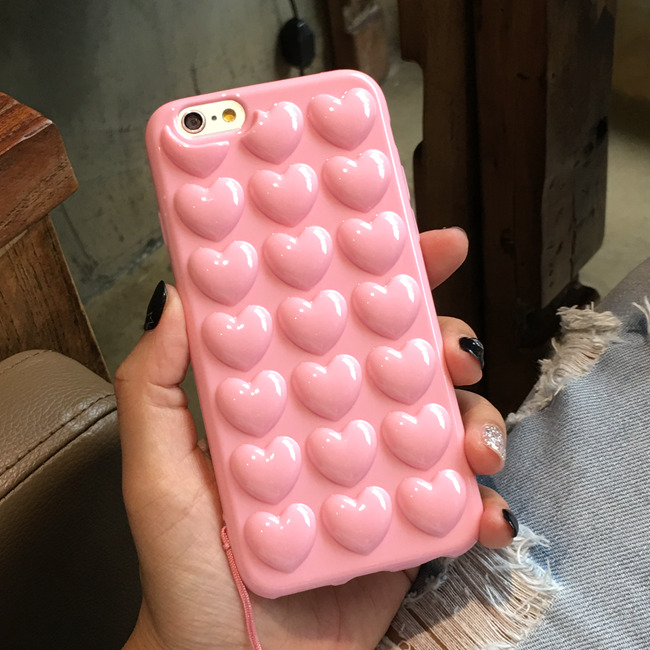 Pokemon iPhone 6 Plus Rubber-Candy Case