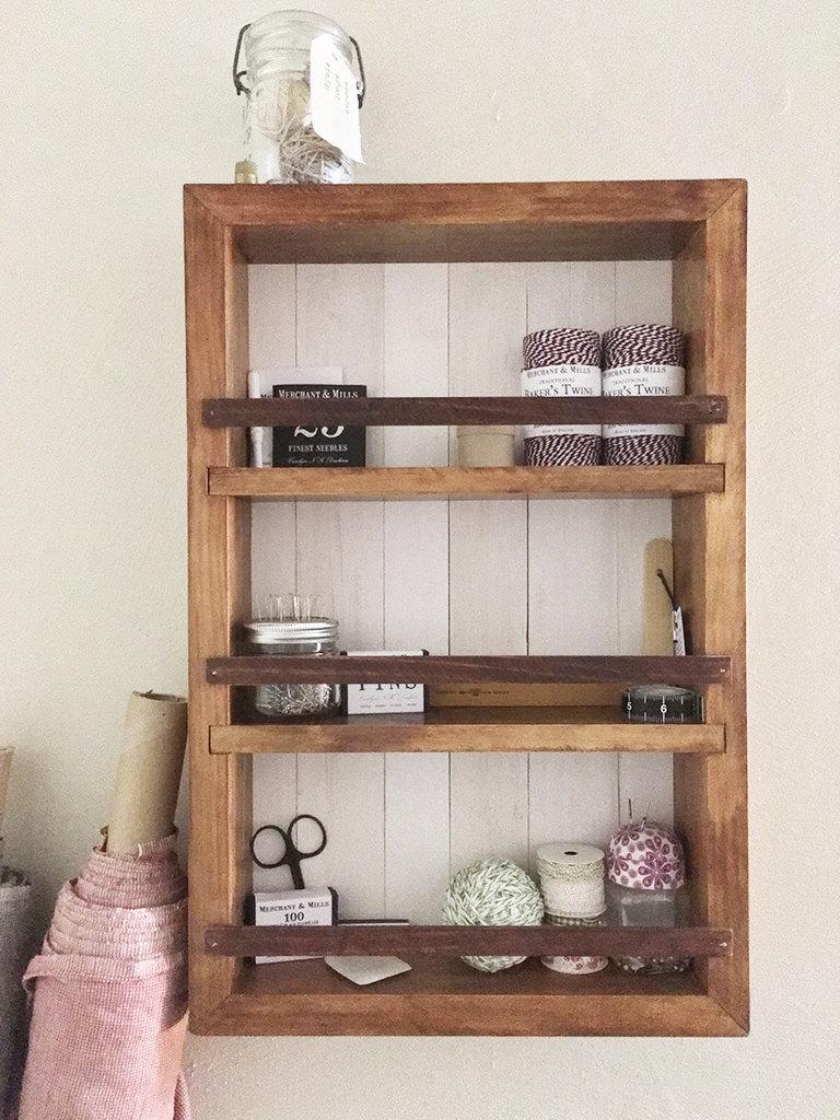 Medicine Cabinet Essential Oil Shelf Bathroom Cabinet