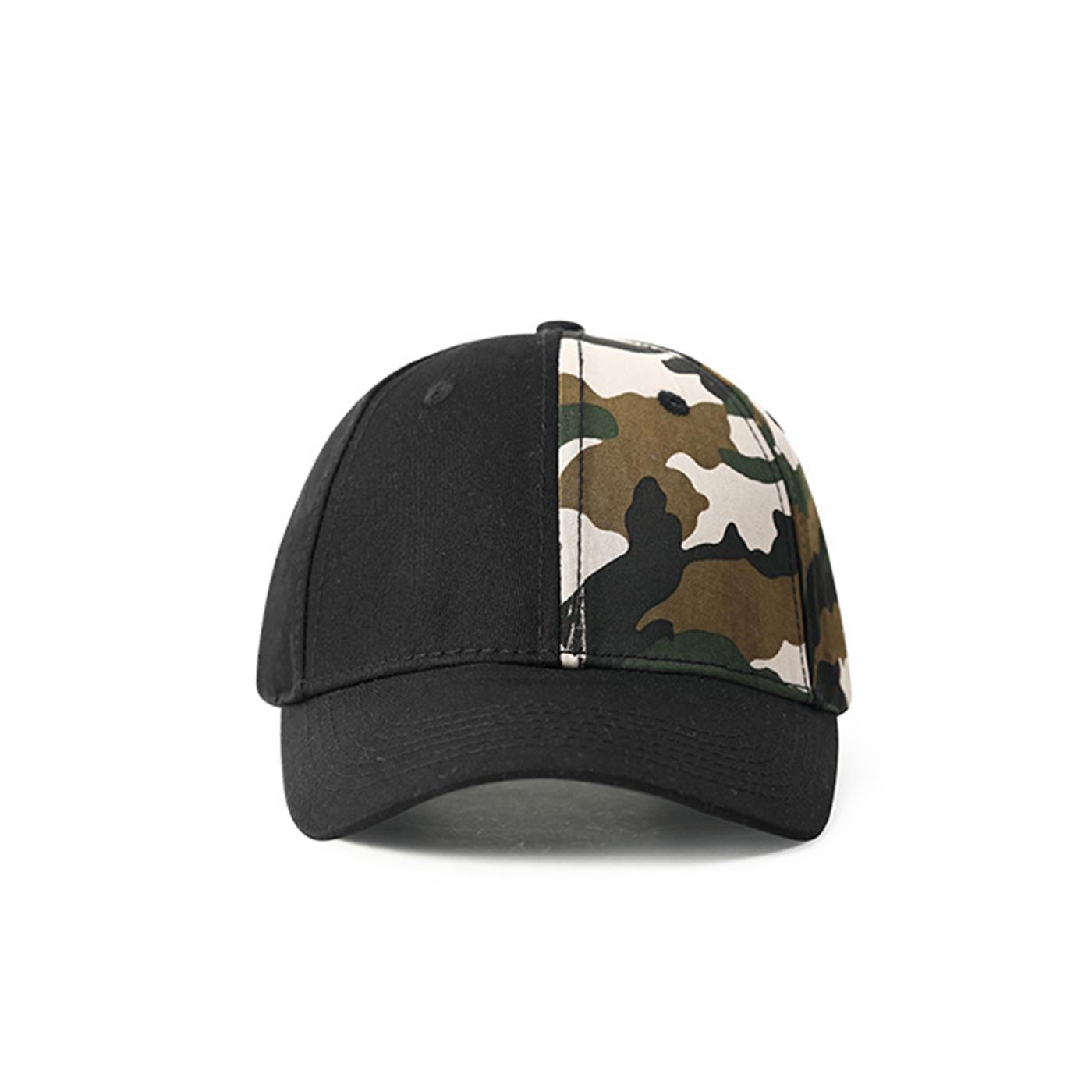 72dfe98a3d5 CUSTOM CAMO AND BLACK BASEBALL CAP · soldrelax · Online Store ...