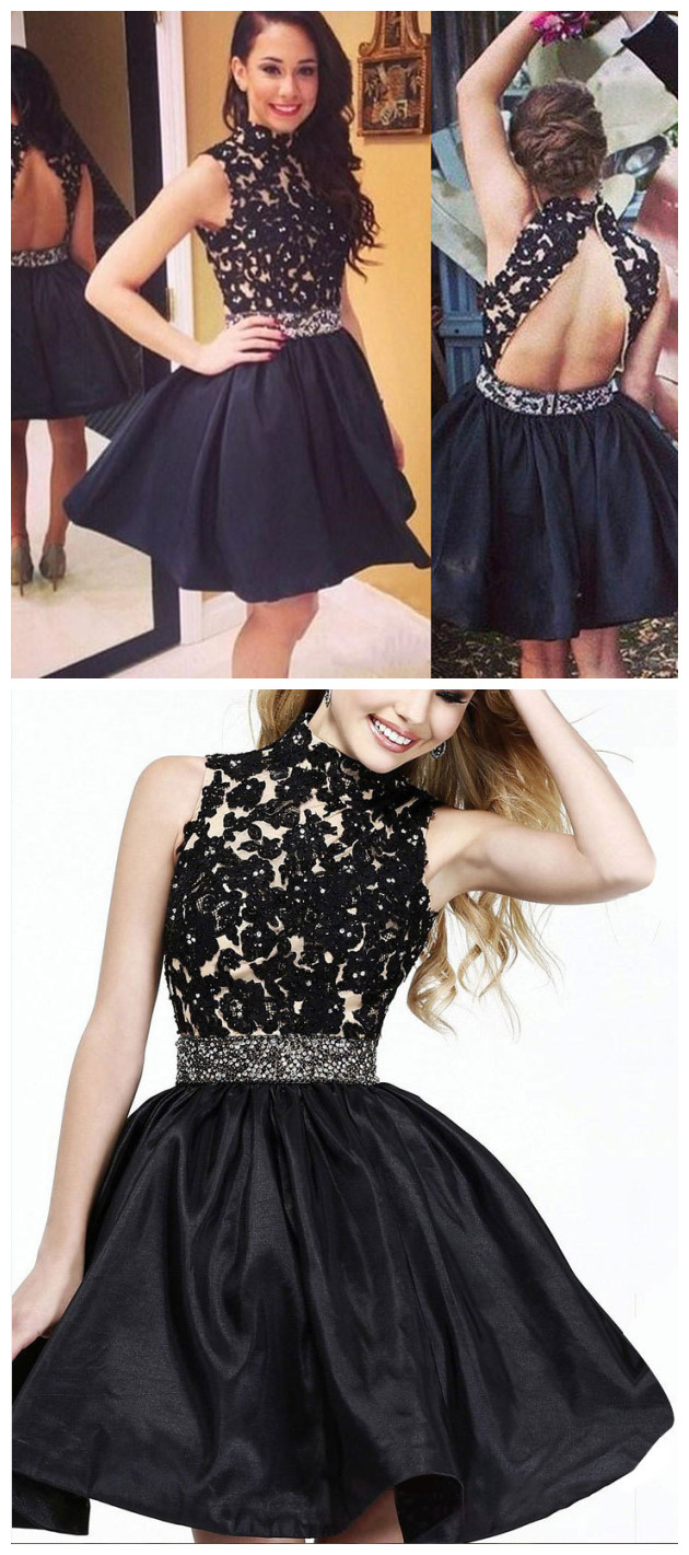 Homecoming_Dress,Lace_Homecoming_Dress,Black_Homecoming_Dress,Fitted_Homecoming_Dress,Short_Prom_Dress,Homecoming_Gowns