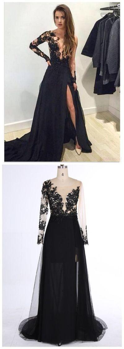 Black_Lace_Prom_Dresses_Wedding_Party_Dresses_Banquet_Gowns_Evening_Dresses
