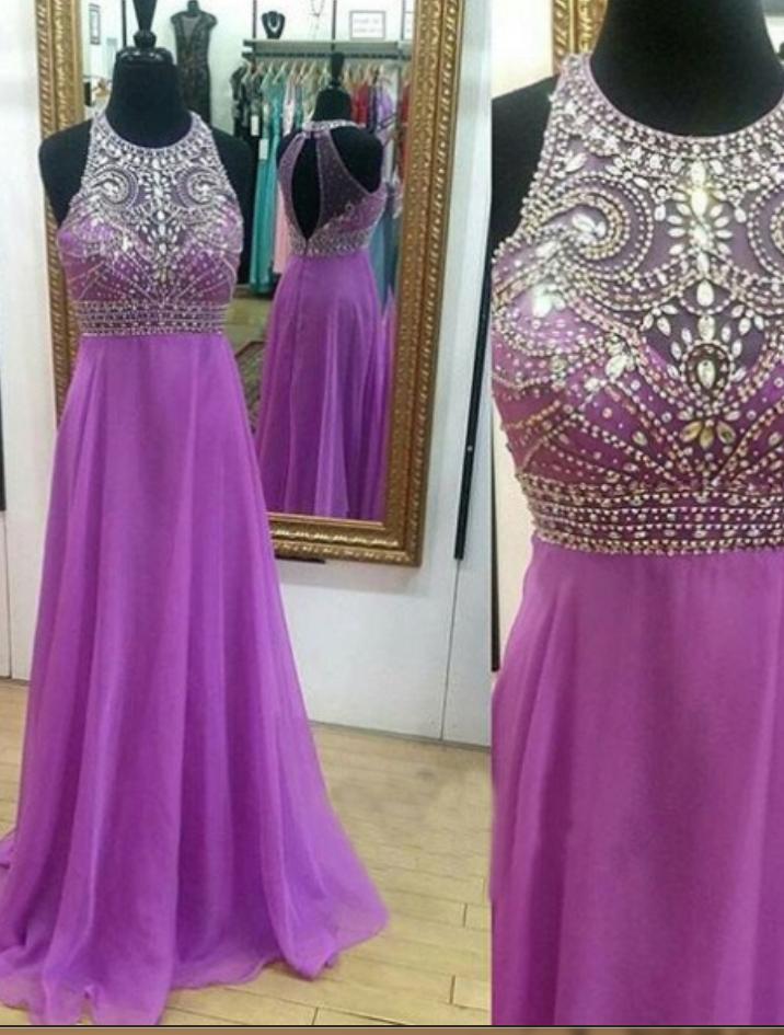 Crystal_Detailing_A-line_Chiffon_Prom_Dresses_EVENING_DRESSES