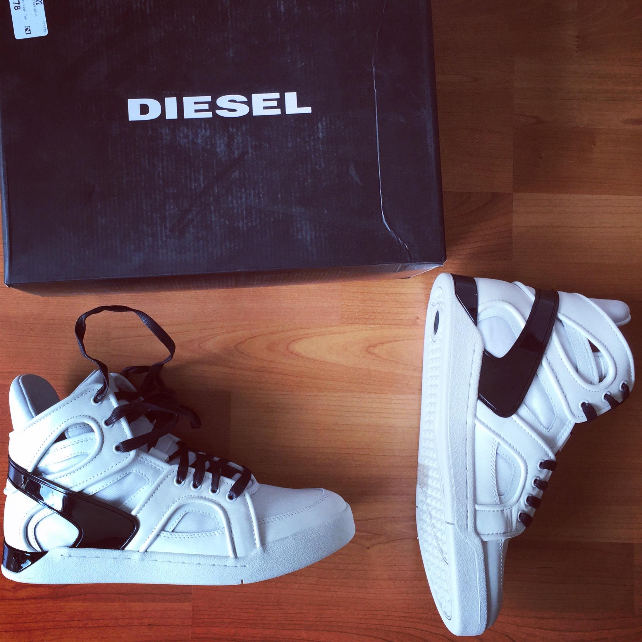 1bb4b8e65c5b6a Diesel Tempus Titan Sneakers on Storenvy