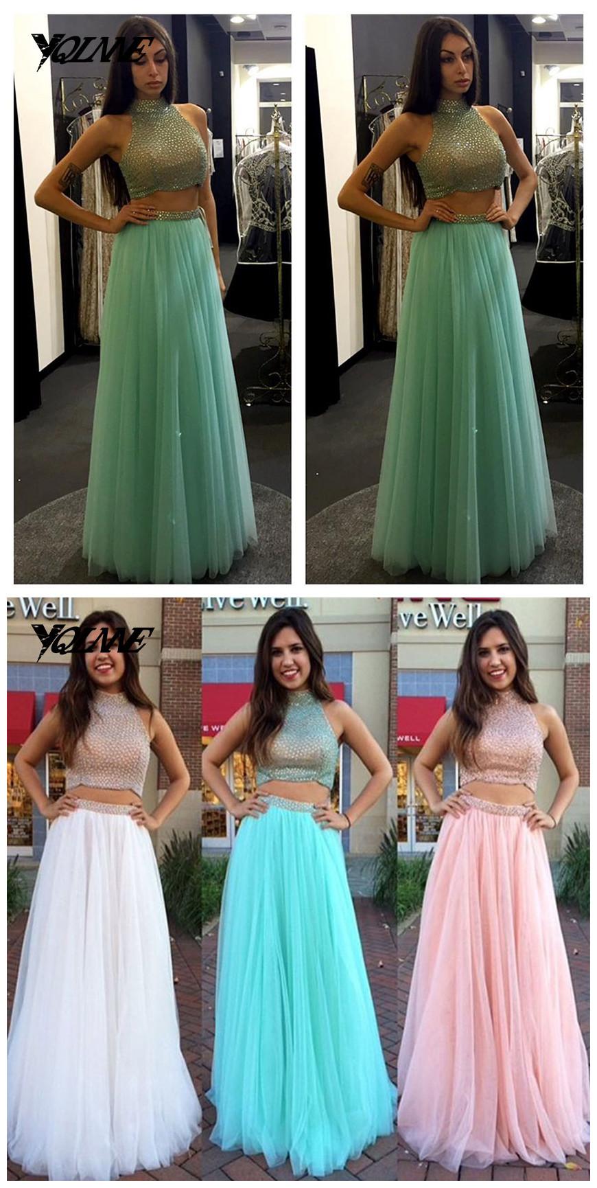 Mint_Dress,Prom_Dresses,Two_Pieces_Prom_Dress,Halter_Prom_Dress,Crystals_Prom_Dress,Tulle_Prom_Dress,Sexy_Prom_Dress,Fashion_Dresses