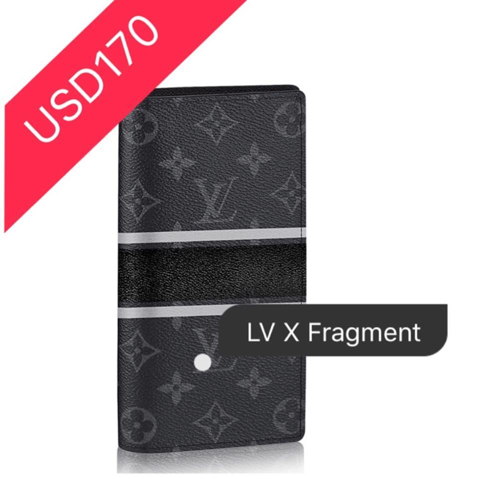 5aa704eaabba louis x fragments wallet gucci dior vintage lv wallet bag on Storenvy