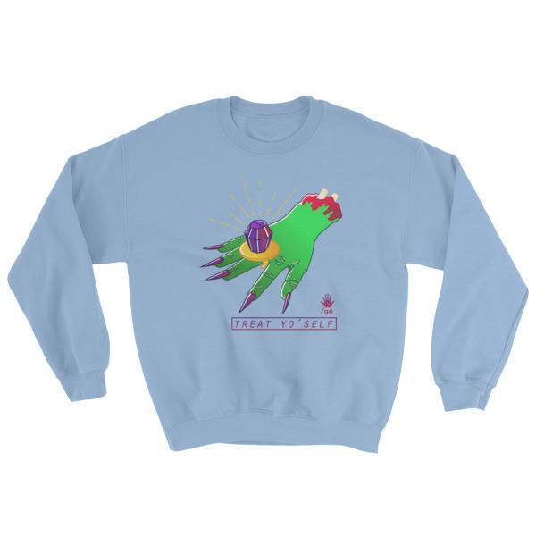 Spoiled // Mens Crewneck Sweatshirt