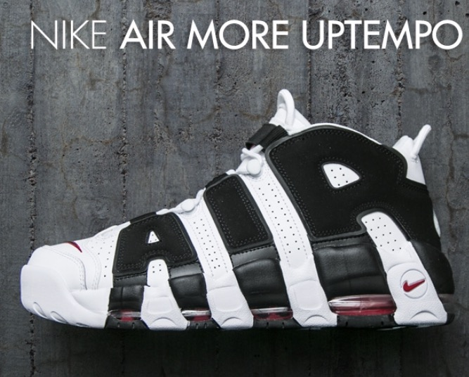 Nike Air More Uptempo Grade School Troykicksshop Online Store