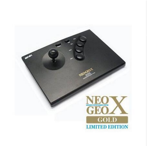 NeoGeo USB Arcade Stick PC - Mac - Android TV Box - NeoGeo X Compatible  sold by The Geek Hoard