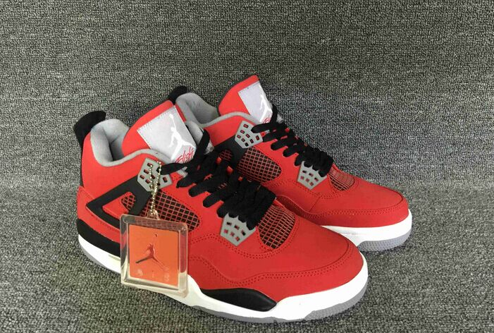 New Air Jordan 4 Toro Bravo Men Size 7-13