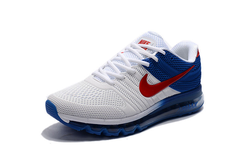 air max 2017 red and blue