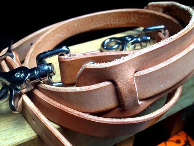 Adjustable Leather Shoulder Strap With Lobster Clasps For Your Blanket Strap Or Bag