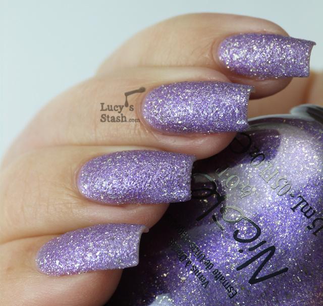 Nicole by OPI - I Lilac Gumdrops