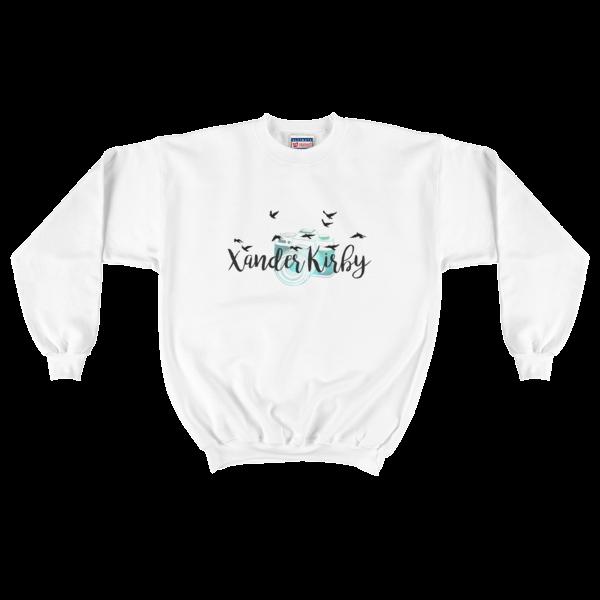 Mens Crewneck Sweatshirt 2