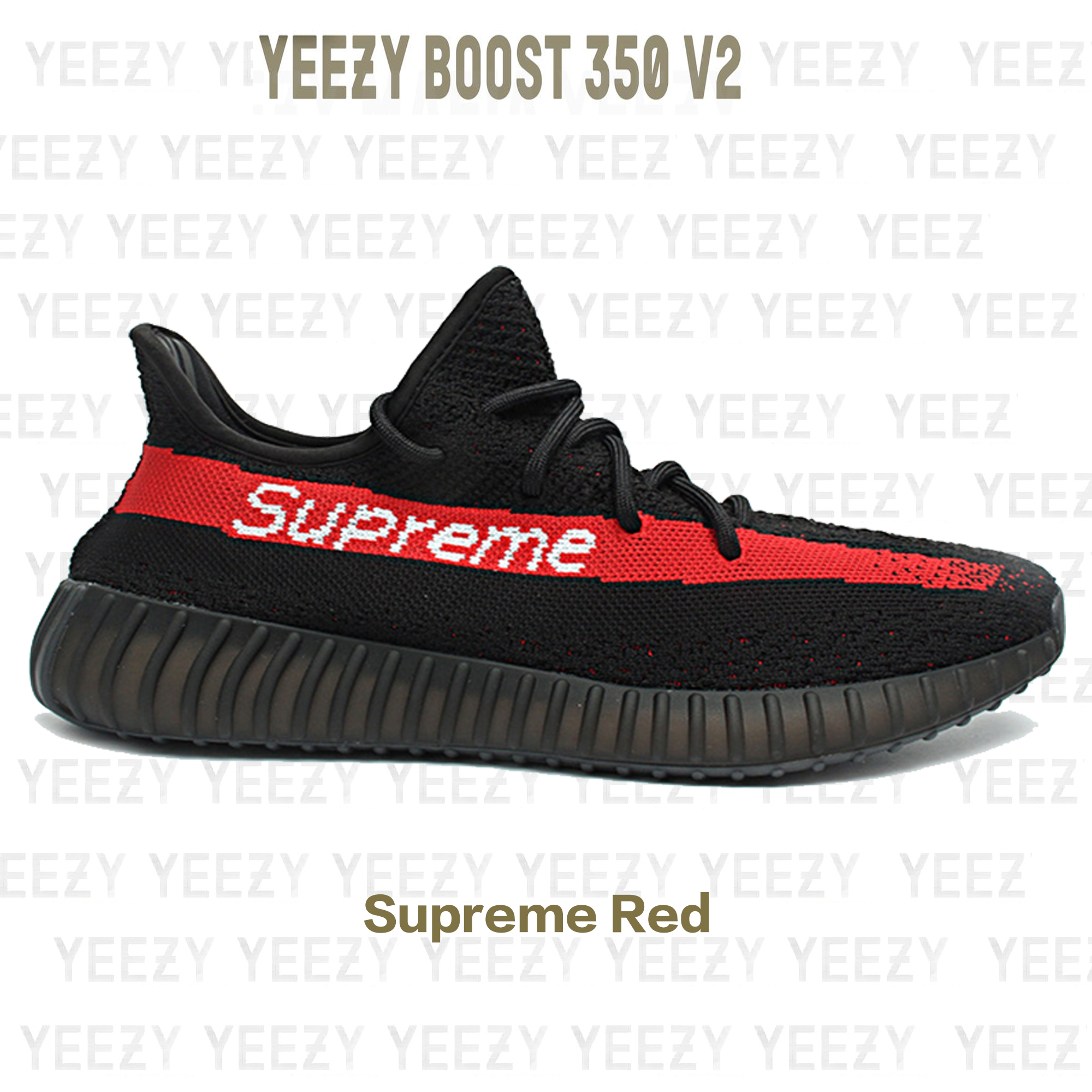 Yeezy 20boost 20350 20v2 20supreme 20red 20(1) original 8a7807d35