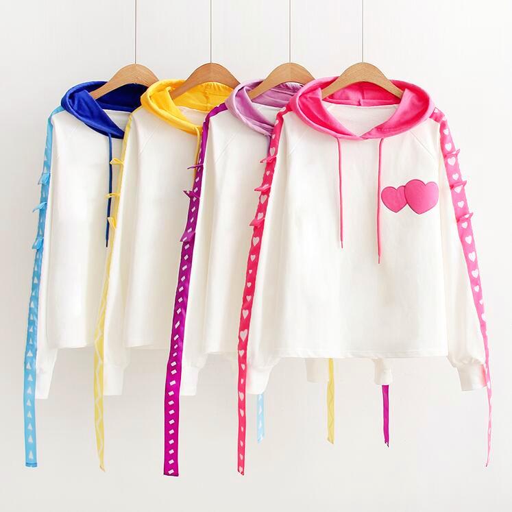 Flamingo Embroidery Short Sleeve Blouse