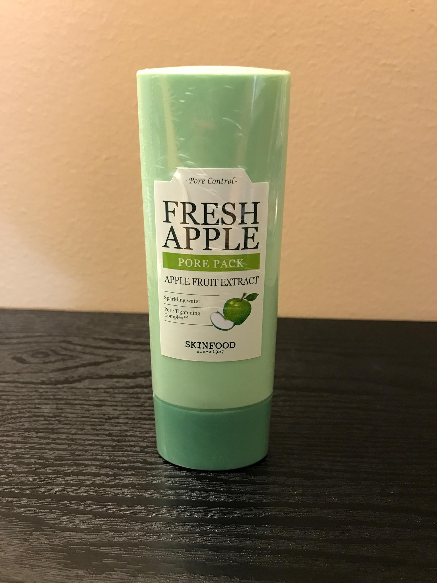 Skinfood Fresh Apple Pore Pack