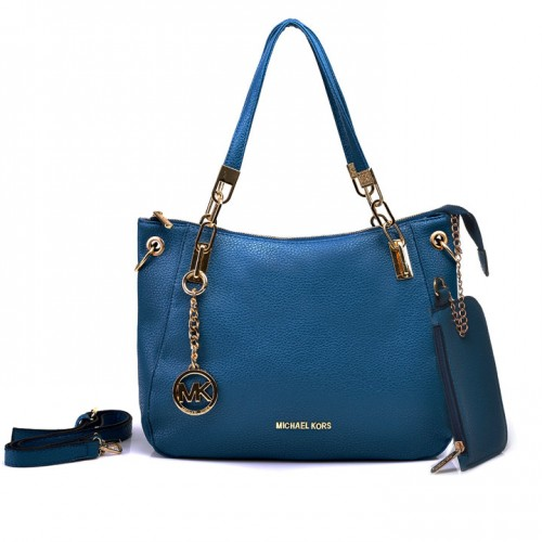 a34db3f5cade Michael 20kors 20shoulder 20tote 20with 20navy 20blue 20leather1762 small