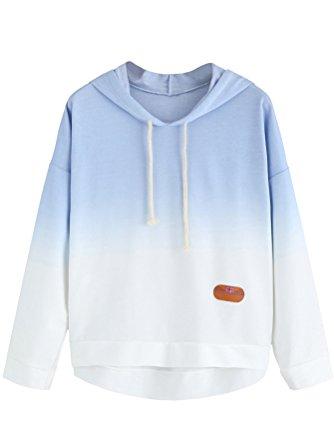Womens Designer Sweatshirt Pullover Hoodie Cotton Shirt *sale*