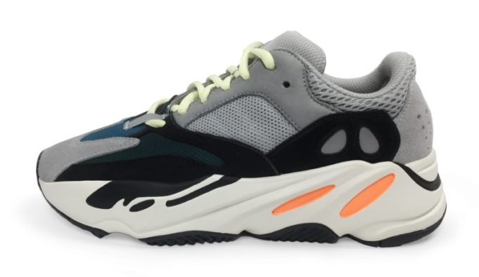 5d93c0c17 ADIDAS YEEZY WAVE RUNNER 700 Color  Solid Grey Chalk White Core Black US